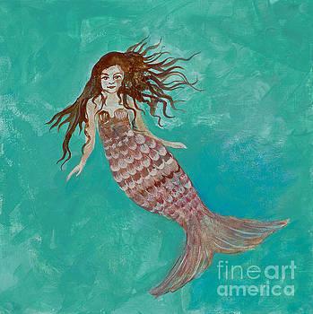 Mermaid by Robin Maria Pedrero