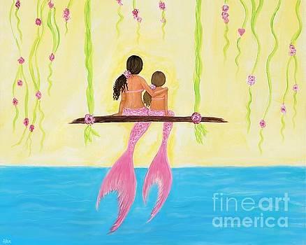 Mermaid Sisters by Leslie Allen