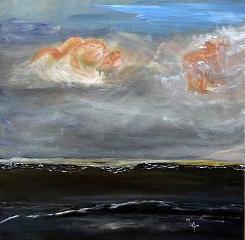 Mermaid Sky by Michael Helfen