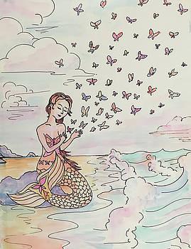 Bonnie Kelso - Mermaid