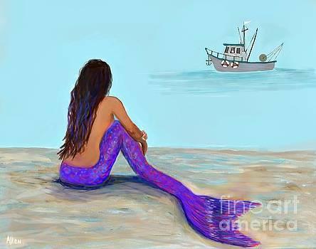 Mermaids Captain by Leslie Allen