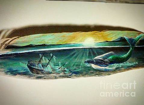 Mermaid's Discovery by Angie Sellars