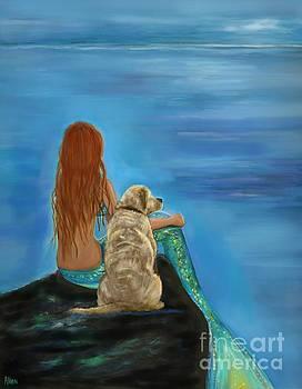 Mermaids Loyal Friend by Leslie Allen