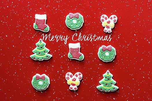 Andrea Anderegg - Merry Christmas 2