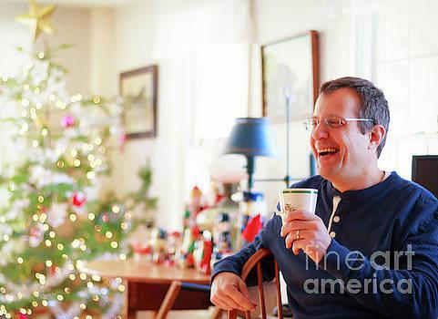 Merry Christmas Day by Elizabeth Dow