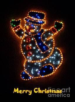 Merry Christmas by Jean Bernard Roussilhe