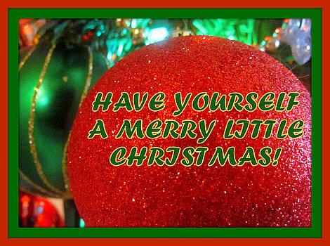 Merry Christmas by Lori Pessin Lafargue