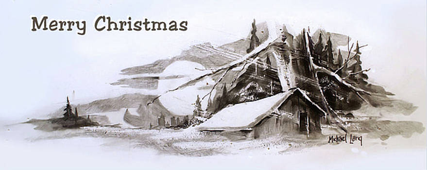 Merry Christmas by Michael Lang