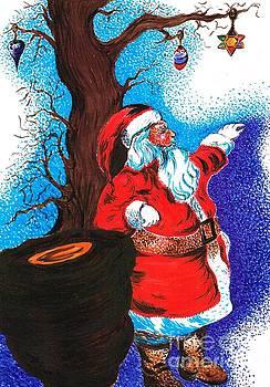 Merry Christmas  by Teresa White