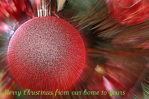 Merry Christmas by Trisha Scrivner
