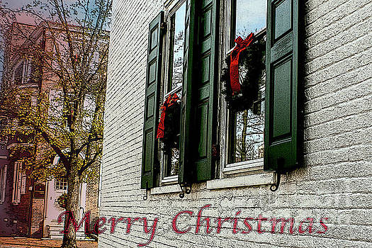 Sandy Moulder - Merry Christmas Wreaths in West Chester