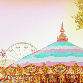 Merry-Go-Round by Cindy Garber Iverson
