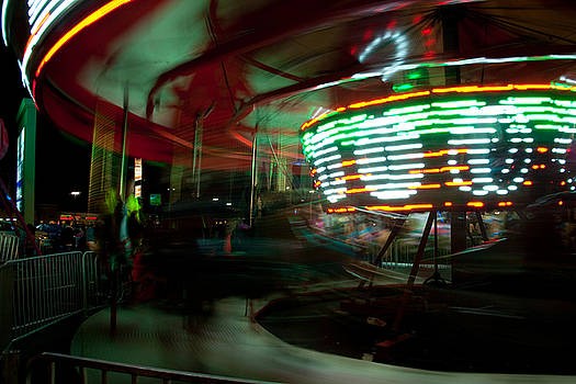 Merry Go Round by Mark Weaver