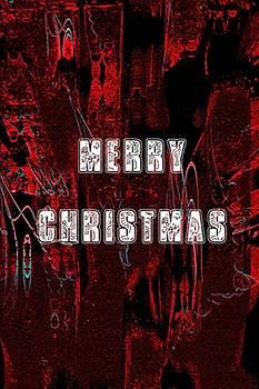 DONNA BENTLEY - Merry Xmas Card