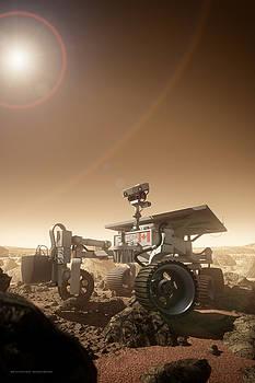 MERS Rover by Bryan Versteeg
