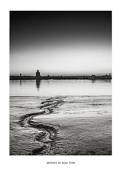 Mersey at low tide by Phil Fiddyment