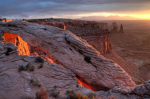 Mesa Arch Sunrise II by Jeff Clay