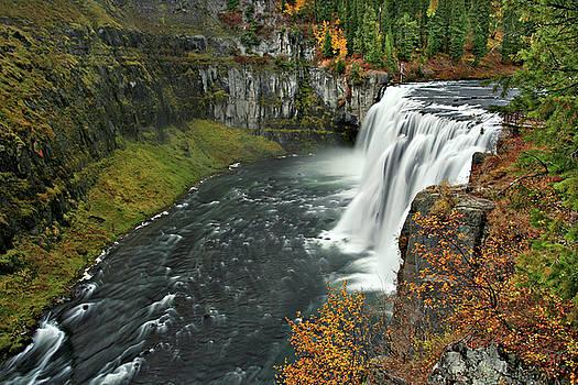 Mesa Falls by Wesley Aston