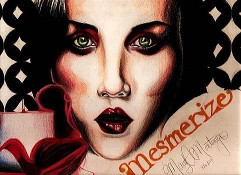 Mesmerize by Maritza Montnegro