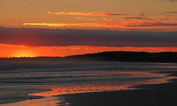 Mesmerize Me Sunset by Rosanne Jordan
