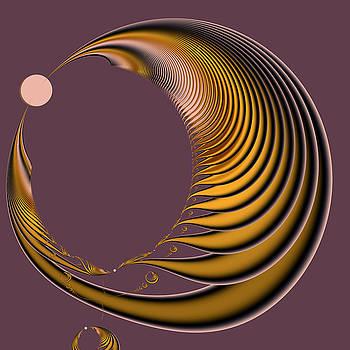 Mesozoic Circle by Peter Ludwig Wegener