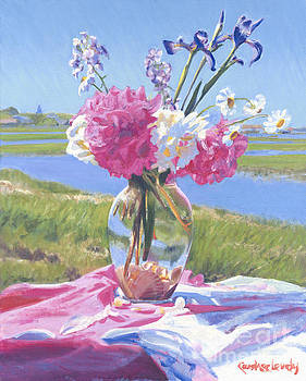 Candace Lovely - Message in a Vase from Nantucket