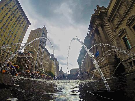 Steven Lapkin - Met Museum Fountains