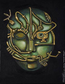 Leah Saulnier The Painting Maniac - Metal Head pro photo