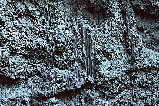 Metallic Grey Stone Texture by Evgeniya Lystsova