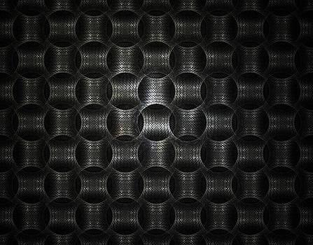 David April - Metallic Weave
