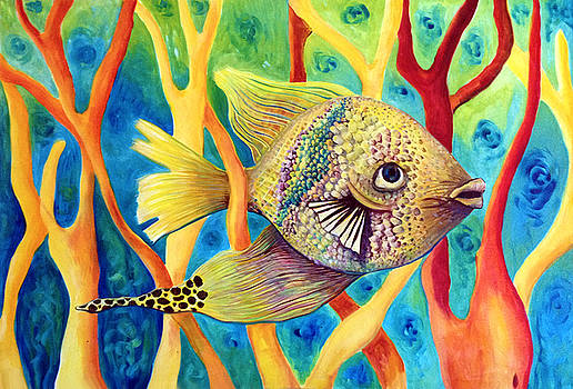 Patricia Lazaro - Tropical  Fish