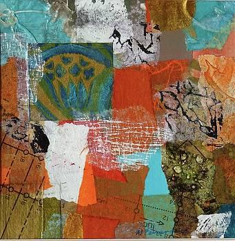 Metamorphosis I by Donna Ferrandino