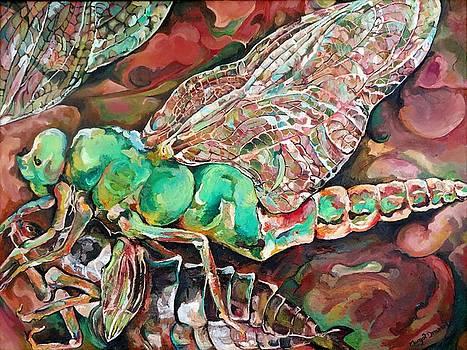 Metamorphosis by Margot Brassil