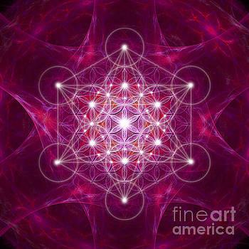 Alexa Szlavics - Metatron cube fractal