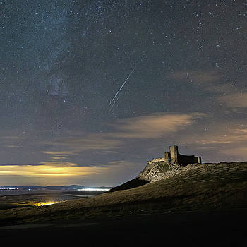 Meteors above the Fortress by Alex Conu