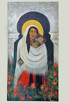 Metis Madonna by Sherry Leigh Williams