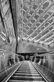 Judith Barath - Metro Line 4 Structures, Budapest 3