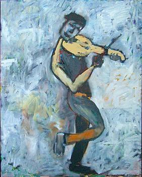 Metro Musician by Padma Prasad