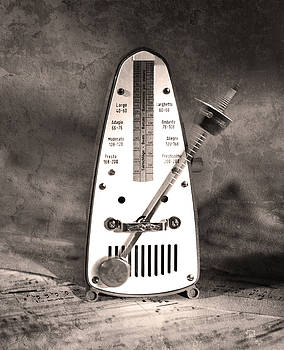 Metronome by Steve Bisgrove