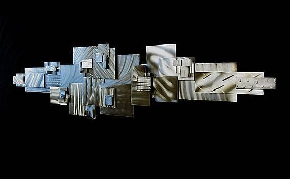 Metropolis by Dawn  Johnson