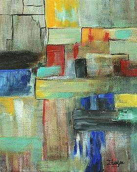 Metropolis by Itaya Lightbourne