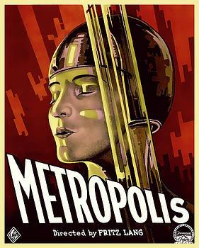 Daniel Hagerman - METROPOLIS MOVIE PROMO  1927