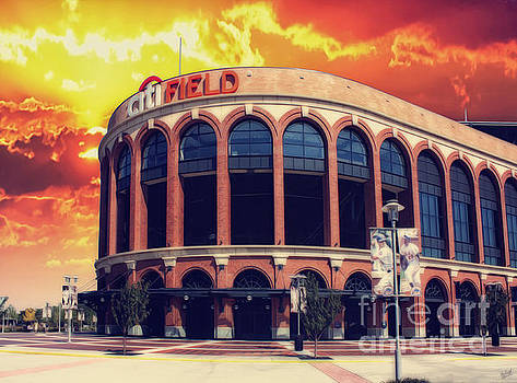 Mets Citi Field  by Nishanth Gopinathan