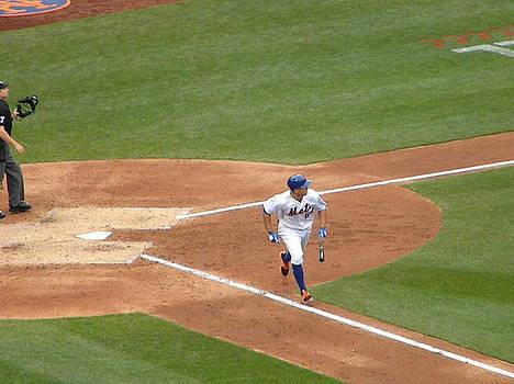 Mets Hit Run by Melissa Mendelson