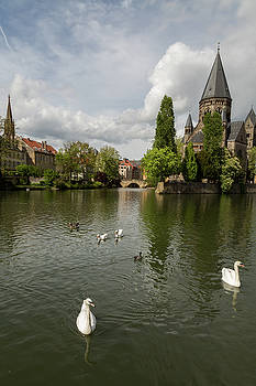 Metz on the Water by John Daly