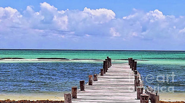 Mexican Boardwalk by Mike O'Hagan
