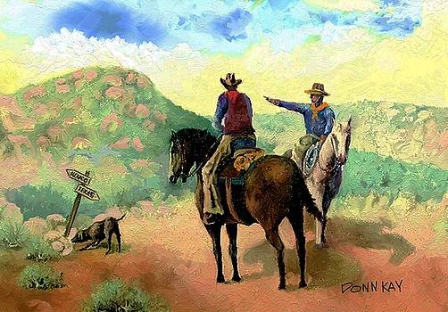 Mexico's Over Yonder by Donn Kay