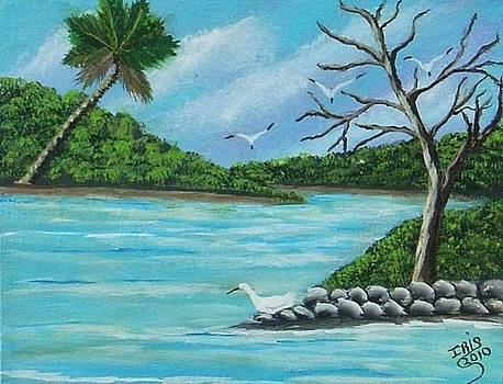 Mi Isla Bella by Iris  Mora