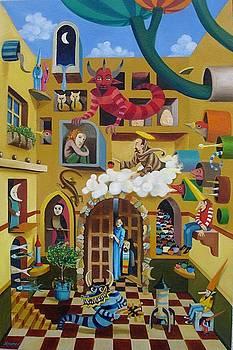Mi Vecindario by Enrique Alcaraz