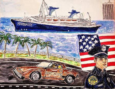 Miami 1981 by Mario Carta